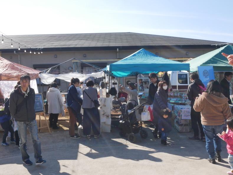 ゆめのき保育園一般見学会&マルシェ開催!!_f0220087_22240607.jpg
