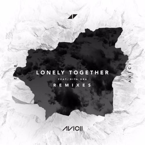 AVICII「Lonely Together [feat. Rita Ora]」:歌声は心の内側に触れ、崩れ落ちそうな世界の輪郭を描く ◢ ◤_b0078188_20590574.jpg