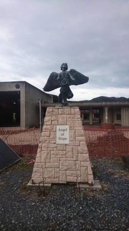 大川小学校を訪問しました。_a0112393_15291731.jpg