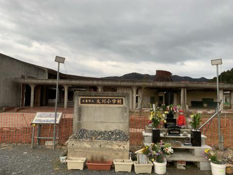 大川小学校を訪問しました。_a0112393_15292151.jpg