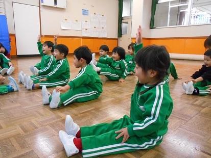 もも組 体操教室_c0212598_16565572.jpg