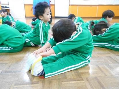 もも組 体操教室_c0212598_16565887.jpg