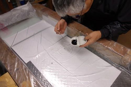 蜻蛉塗り(せいれいぬり) 2020.01.20_c0213599_23375593.jpg