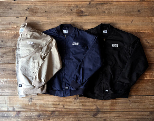 【DELIVERY】 STANDARD CALIFORNIA - Coolmax Stretch Twill Derby Jacket_a0076701_13113305.jpg