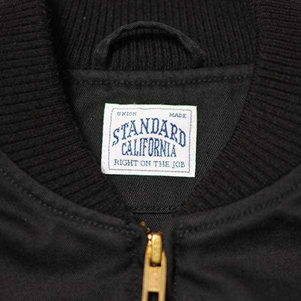【DELIVERY】 STANDARD CALIFORNIA - Coolmax Stretch Twill Derby Jacket_a0076701_13221903.jpg