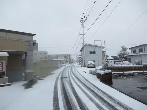 久しぶりの雪化粧景色、2020.1.21_c0075701_07504757.jpg