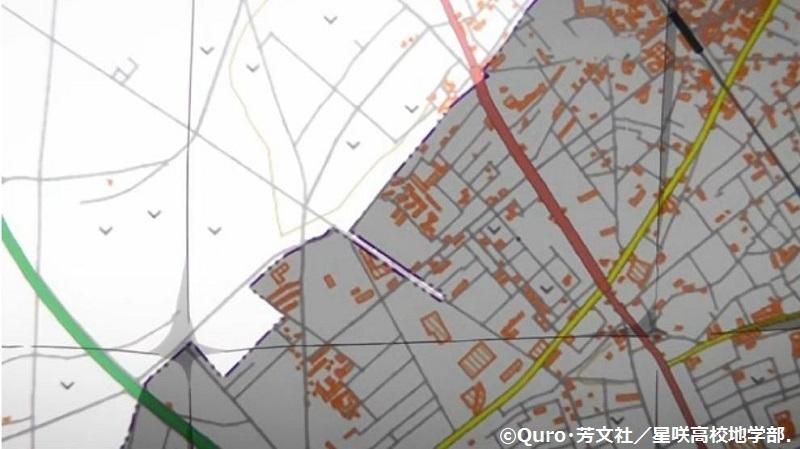 「恋する小惑星」舞台探訪003-2/3 第3話 舞台は川越の中心部から飛び地へ、けふじみ野市も_e0304702_07554585.jpg