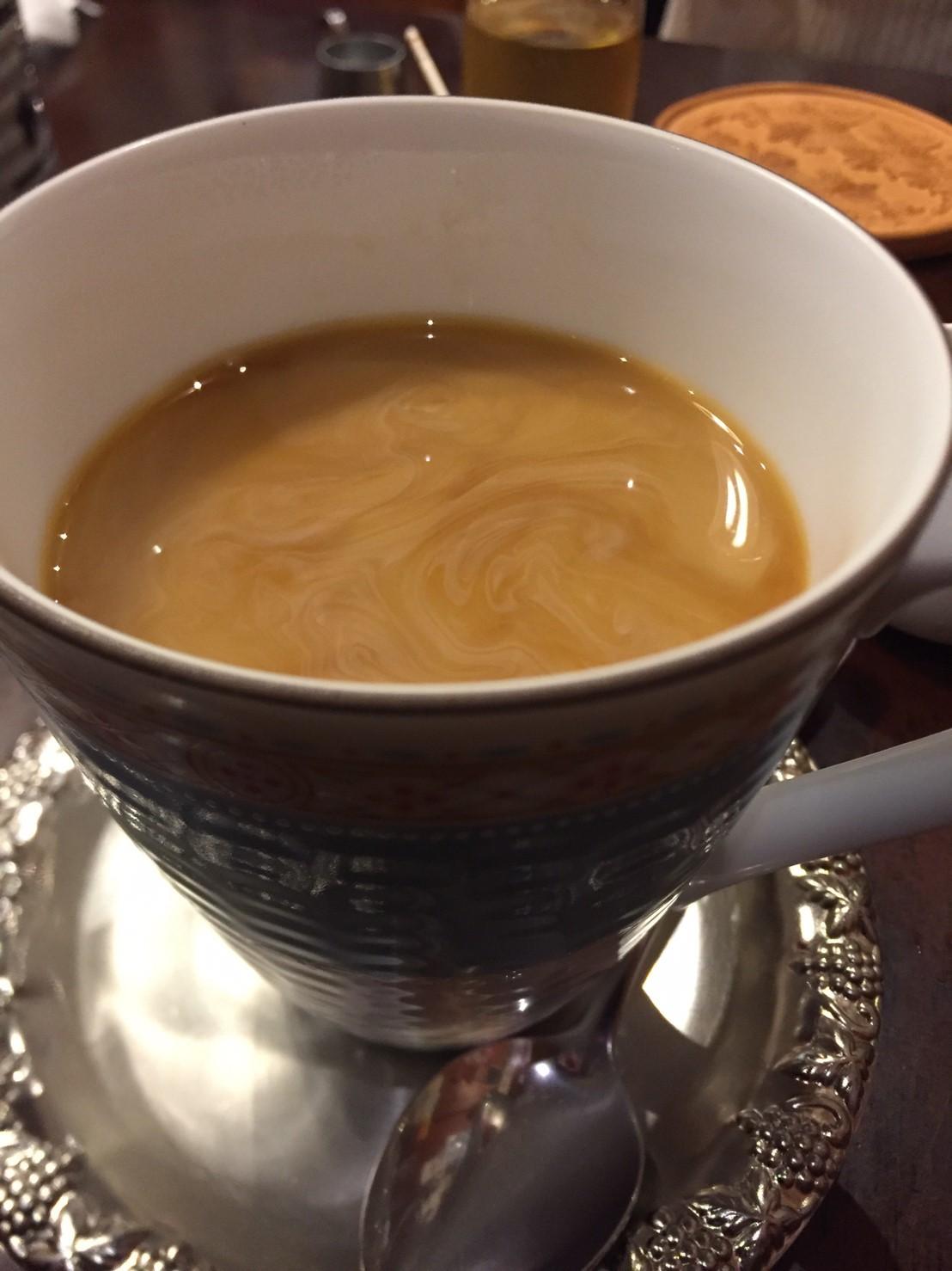 喫茶 1er ぷるみえ (たっぷりキャベツのお好み焼き仕立て)_e0115904_14013933.jpg