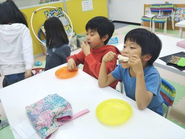 12月11日 Snack cooking_c0315908_10381218.jpg