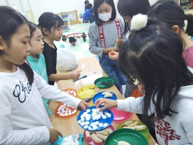 12月11日 Snack cooking_c0315908_10382567.jpg