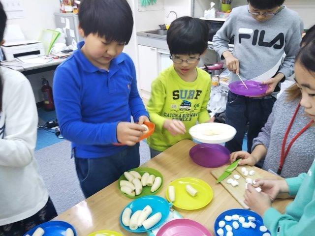 12月11日 Snack cooking_c0315908_10383125.jpg