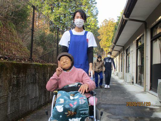 1/20 散歩_a0154110_09242606.jpg