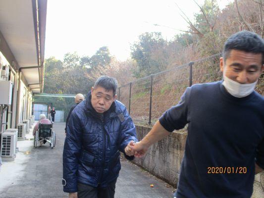 1/20 散歩_a0154110_09243109.jpg