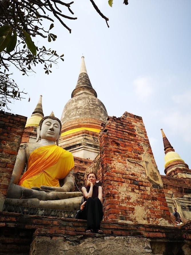 Thailand 〜一人旅〜 NO1 スリに合う!_c0114110_16565333.jpg