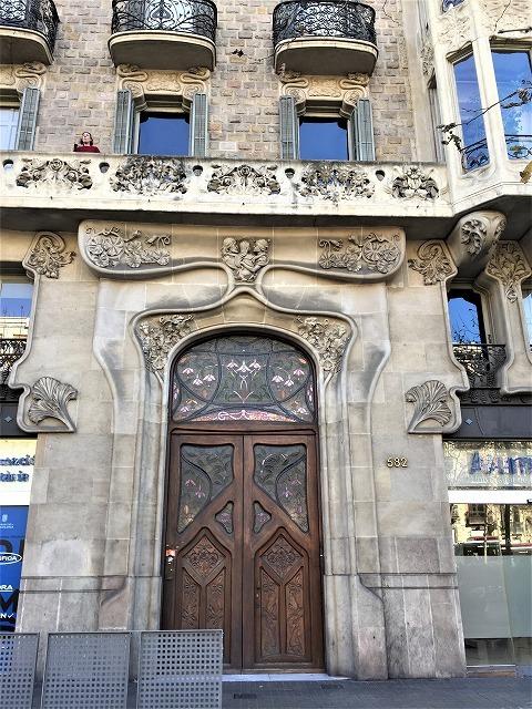 Eixample地区の散歩とレストラン La Tartareria_b0064411_19210627.jpg