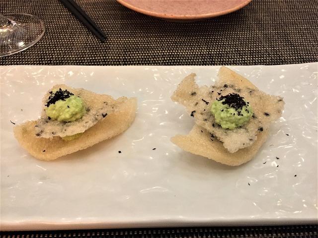 日本レストラン Sun TakaとEixample地区の散歩_b0064411_20015347.jpg