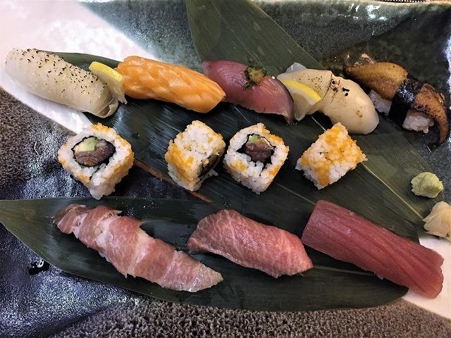 日本レストラン Sun TakaとEixample地区の散歩_b0064411_20015359.jpg
