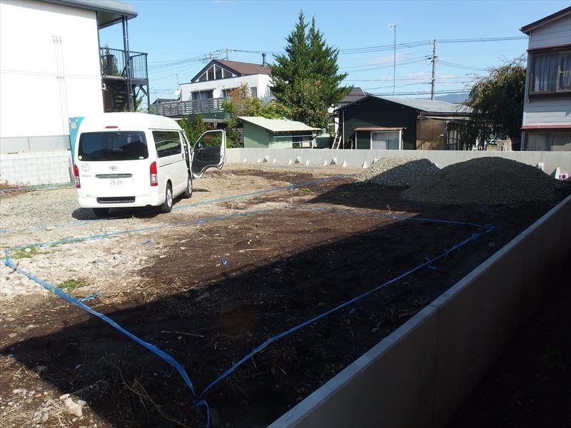 緑ヶ丘 アトリエのある家 進行中。_f0105112_04564707.jpg