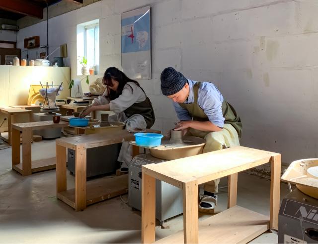 本日の陶芸教室 Vol.981_a0163716_13280838.jpg