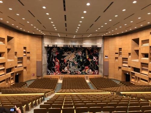 前川國男 近代建築を巡る その2  弘前市民会館 1964年_e0028417_22314352.jpg