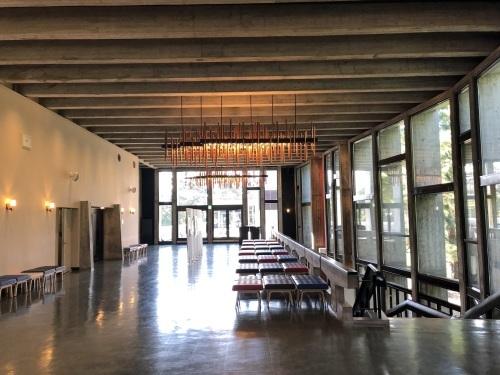 前川國男 近代建築を巡る その2  弘前市民会館 1964年_e0028417_22321375.jpg