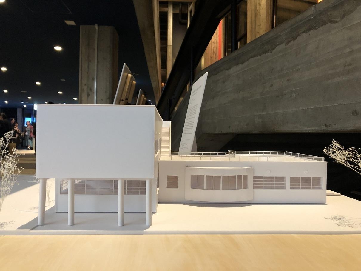 前川國男 近代建築を巡る その1  木村産業研究所 1932年_e0028417_23125527.jpg