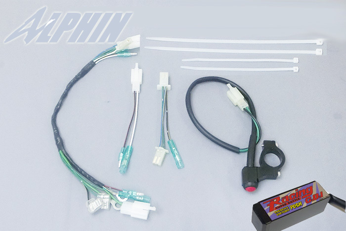 NSR.NS50/80の電装系不調_d0067418_10512818.jpg