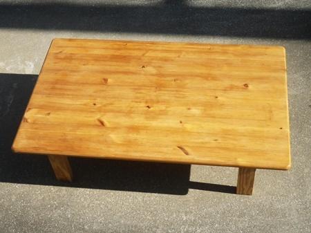 汚れて湾曲したテーブルの修理(2)_b0312424_16485061.jpg