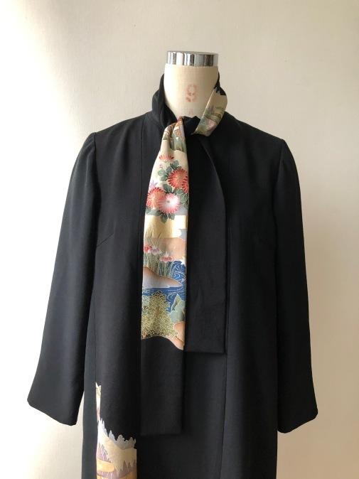 着物着物リメイク・ 留袖から留めそでドレス_d0127925_15165600.jpg