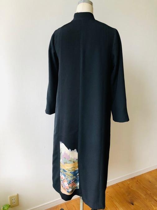 着物着物リメイク・ 留袖から留めそでドレス_d0127925_15170688.jpg