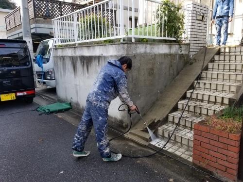 廿日市市 K様邸・外壁塗装工事_d0125228_03473107.jpg
