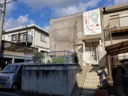 廿日市市 K様邸・外壁塗装工事_d0125228_03475925.jpg