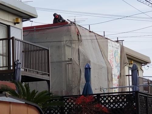 廿日市市 K様邸・外壁塗装工事_d0125228_03483611.jpg
