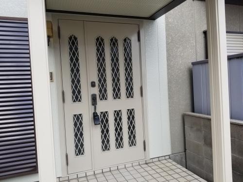 廿日市市 K様邸・外壁塗装工事_d0125228_03491853.jpg