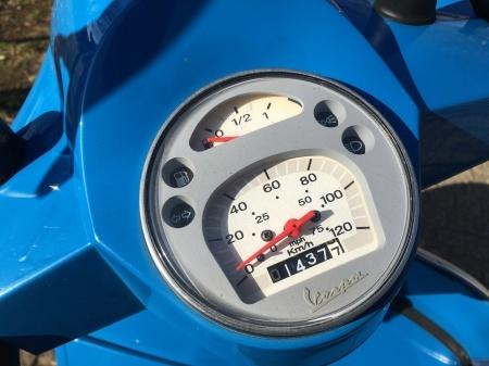 2011 Piaggio Vespa PX150 Euro3 地中海青。_f0123137_13393227.jpg