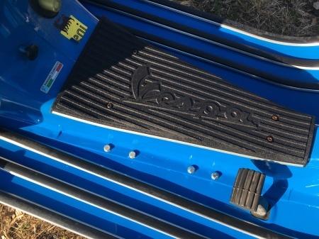 2011 Piaggio Vespa PX150 Euro3 地中海青。_f0123137_13512499.jpg
