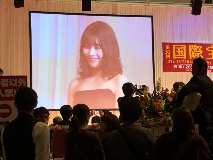 第31回日本ジュエリーベストドレッサー賞式典_f0070542_23151703.jpg