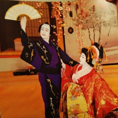201021 シネマ歌舞伎「廓文章吉田屋」観てきました✨_f0164842_17430517.jpg