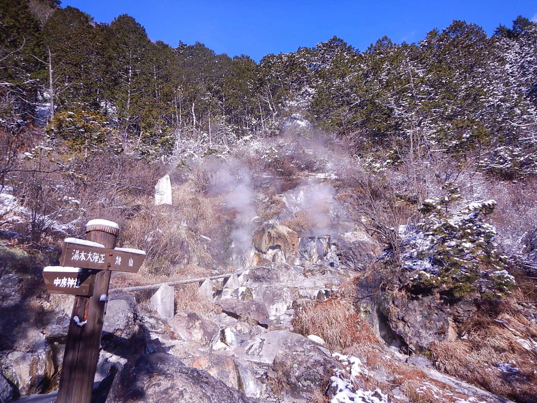 中房温泉の朝の気温は-5_f0219043_07540338.jpg