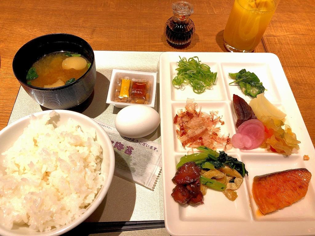 Breakfast Buffet@Osaka Tokyu REI Hotel_a0384046_21584294.jpg