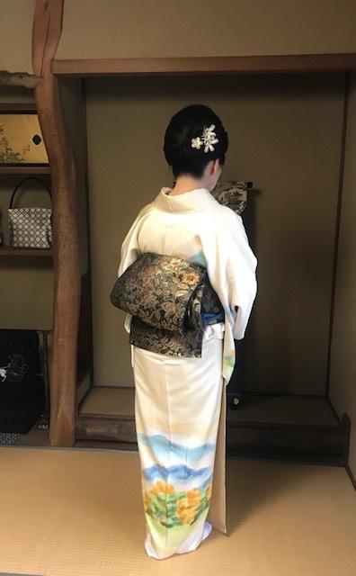 風景訪問着+池口帯・赤城紬+小糸染芸帯のお客様。_f0181251_16552105.jpg