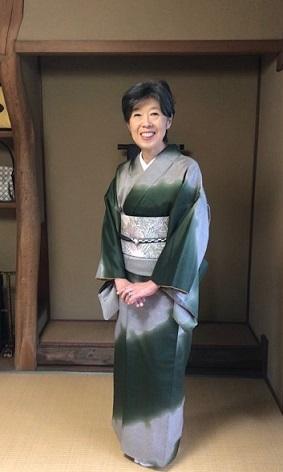 風景訪問着+池口帯・赤城紬+小糸染芸帯のお客様。_f0181251_16585042.jpg