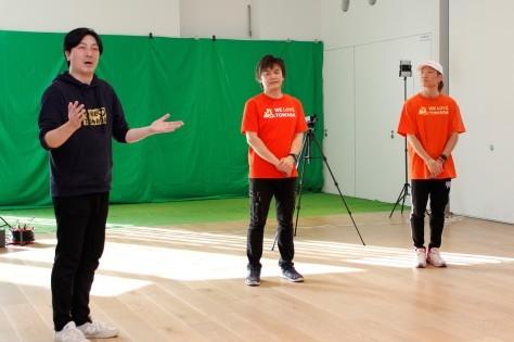 ~十和田市の魅力を世界に発信!~オリジナルダンス「We Love Towa Dance」を披露_f0237658_17350276.jpg
