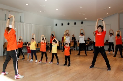 ~十和田市の魅力を世界に発信!~オリジナルダンス「We Love Towa Dance」を披露_f0237658_17351945.jpg