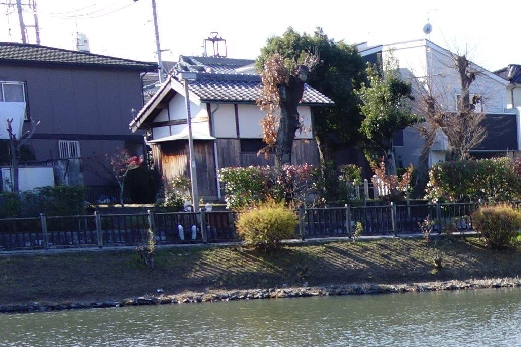 高槻市 小寺池の八幡神社_c0112559_08474523.jpg