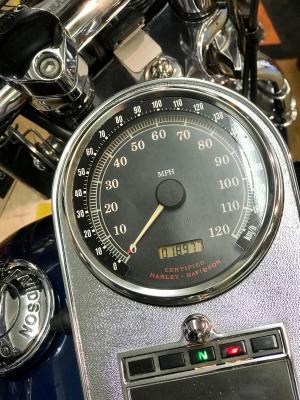 中古車両のご紹介(その6:ハーレー FLSTS ヘリテイジ スプリンガー EVO エンジン)_d0246961_15023059.jpg