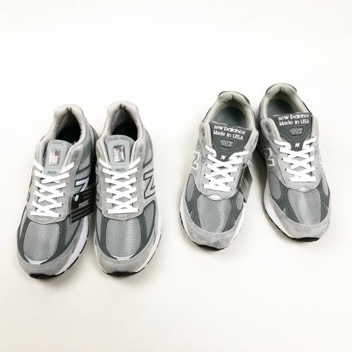 New Balance 993 & 990V5_b0121563_13270848.jpg