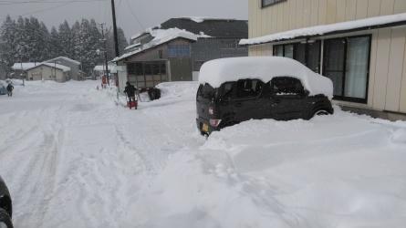 1月21日の早稲沢の様子。_c0160368_11344714.jpg
