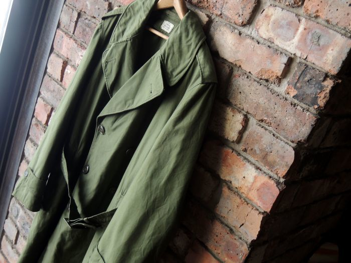 50S U.S.ARMY OVER COAT & MORE--RECOMMEND--_d0334976_14214649.jpg