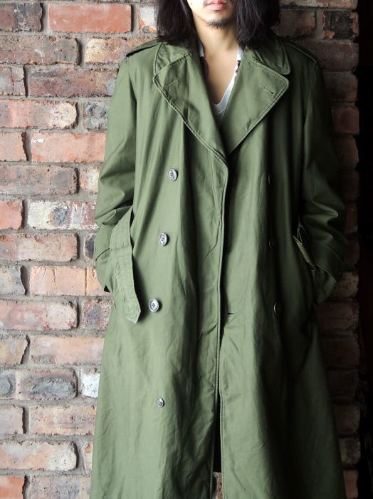 50S U.S.ARMY OVER COAT & MORE--RECOMMEND--_d0334976_14231638.jpg